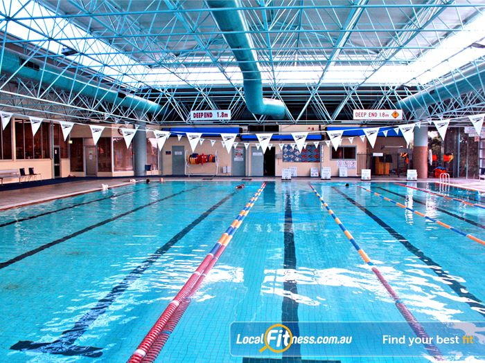 Reservoir Leisure Centre Swimming Pool Melbourne    Enjoy an aqua class or lap swimming at