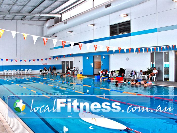 Star Fitness Swimming Pool Waverley Park  | Indoor 25 metre pool heated to 32 degrees.