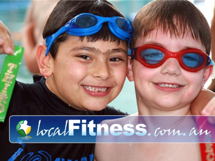 Star Fitness Swimming Pool Waverley Park  | Specialising in fun aquatic programs for your children.