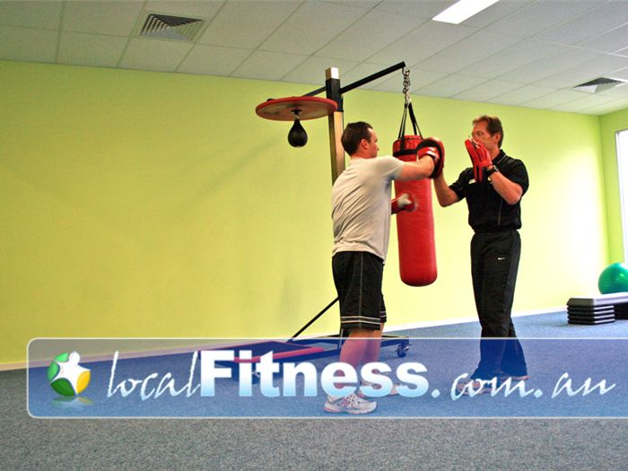 Lime Health & Fitness Carrum Downs Incorporate boxing training into your workout.