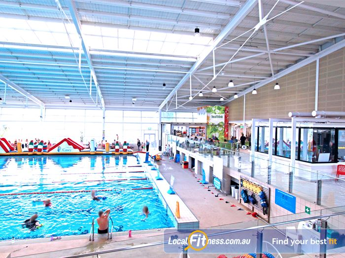 Casey Arc Swimming Pool Waverley Park    The Casey ARC aquatic facilities is a great