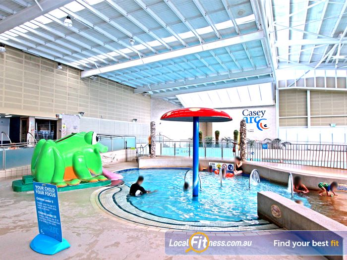 Casey arc toddler pool narre warren the frog slide and water umbrella are popular attractions - Arc swimming pool ...