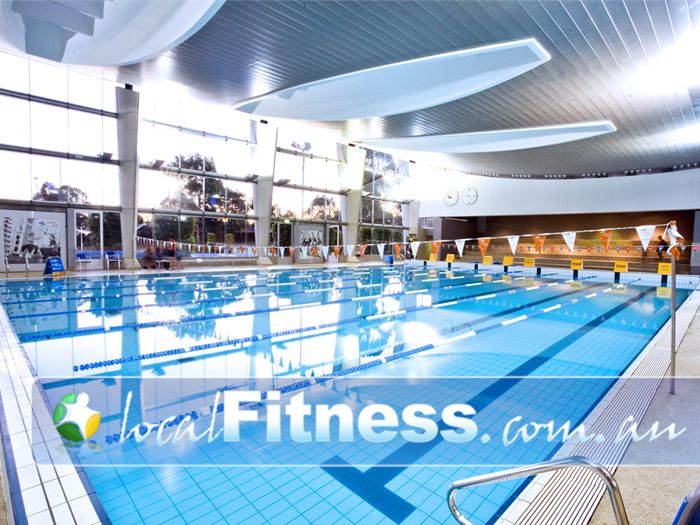 Monash Aquatic & Recreation Centre Glen Waverley Gym Sports State of the art aquatic
