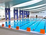 Enjoy lap swimming in Glen Waverley.