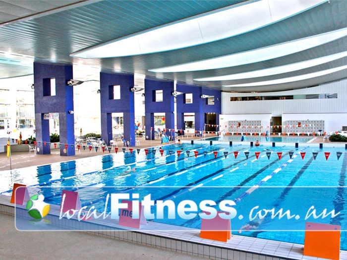 Monash Aquatic & Recreation Centre Wheelers Hill Gym Sports Enjoy lap swimming in Glen