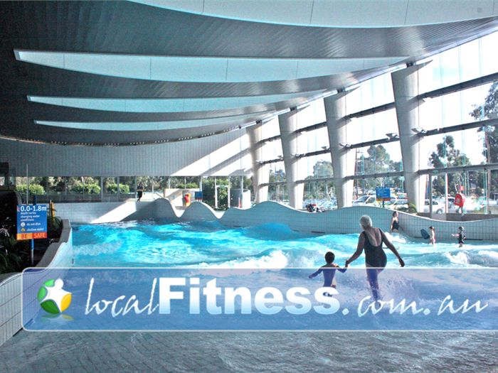 Monash Aquatic & Recreation Centre Near Burwood East Beach breaks that provide hours of enjoyment.