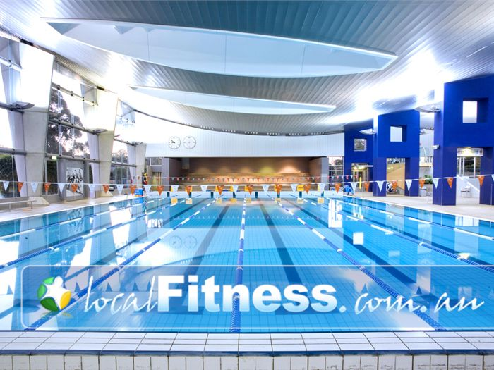 Monash Aquatic & Recreation Centre Notting Hill Gym Sports The 25 metre indoor pool at the