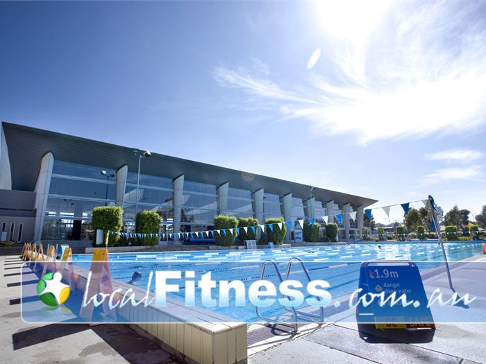 Monash Aquatic & Recreation Centre Near Notting Hill Perfect for lap swimming all year round.