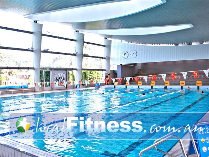Monash Aquatic & Recreation Centre Swimming Pool Waverley Park  | Join in on our range of Glen Waverley
