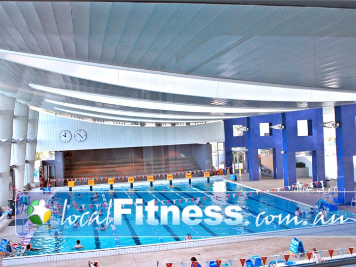 Monash Aquatic & Recreation Centre Swimming Pool Waverley Park  | State of the art aquatic facilities in Glen