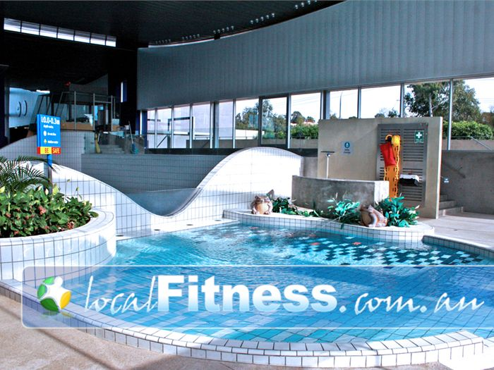 monash aquatic recreation centre toddler pool glen waverley variable water depths for all ages
