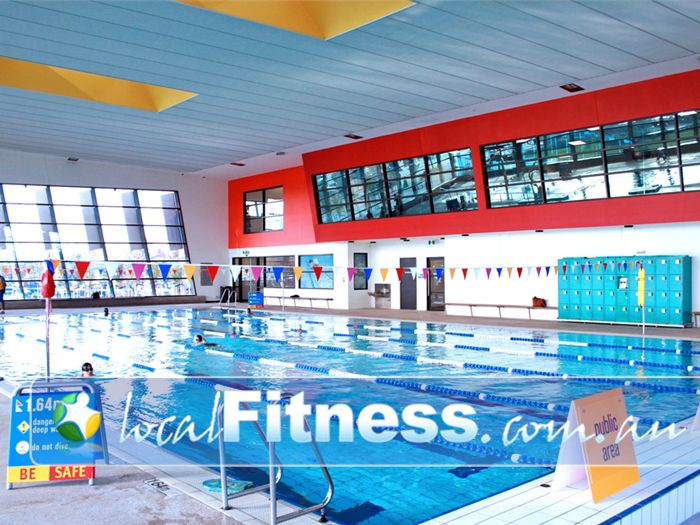 Clayton Aquatics & Health Club Swimming Pool Waverley Park  | Heated to 30 degrees to keep your family