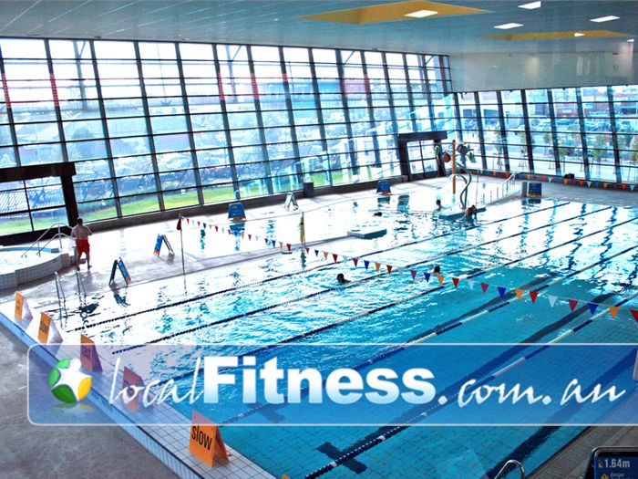 Clayton Aquatics & Health Club Swimming Pool Waverley Park  | The new state of the art Clayton swimming