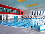 The 25 metre Clayton swimming pool.