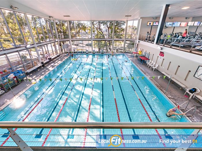 Enmore swimming pools free swimming pool passes - Fitness first gyms with swimming pools ...