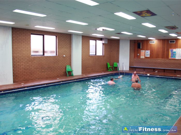 Lilydale squash fitness centre lilydale gym free 7 day for Salt water swimming pool