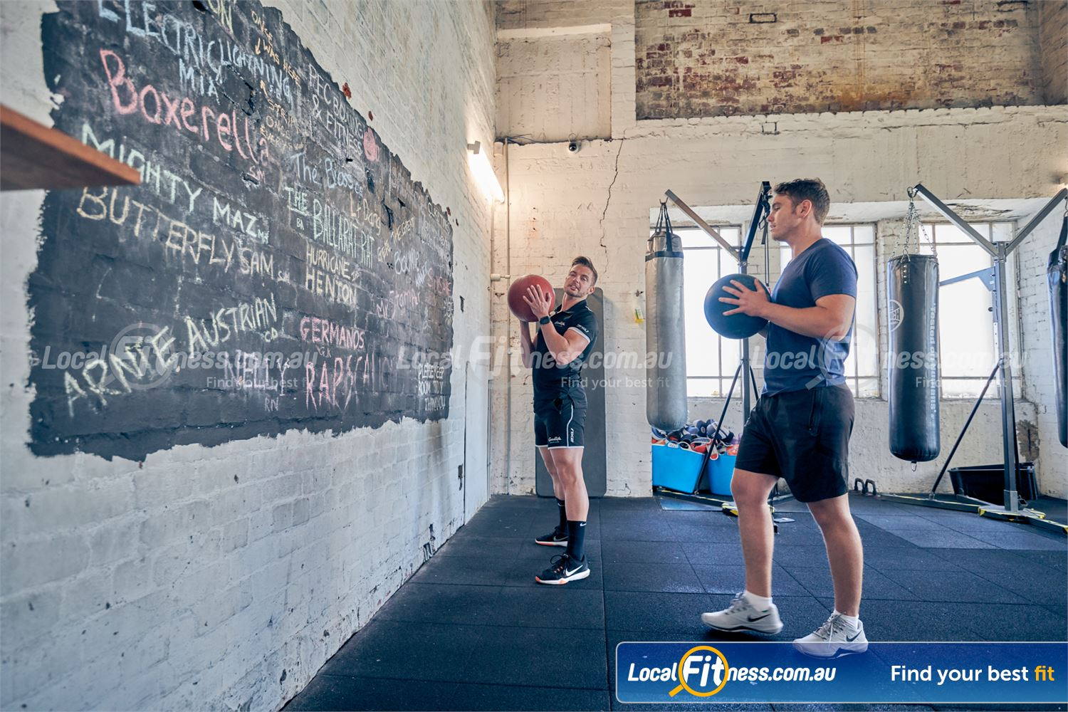 Goodlife Health Clubs Near St Kilda Join our exciting range of Prahran boxing classes.