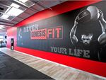 Train like an athlete with GenesisFIT. Functional Intense