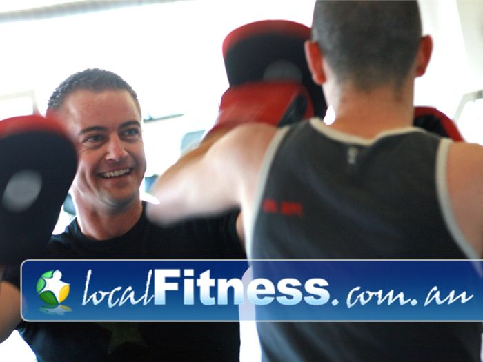 Fitness 24 Hours Fitzroy Gym Boxing Incorporating boxing with our