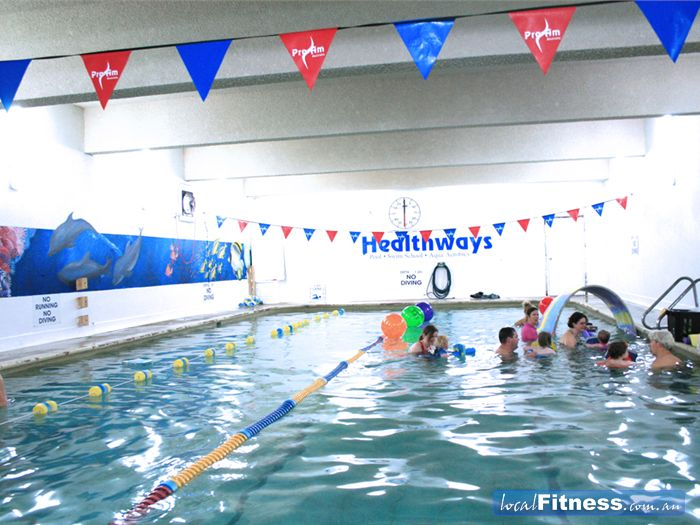 Healthways Recreation Centre Swimming Pool Melbourne  | 18 m 4 lane indoor Mont Albert swimming