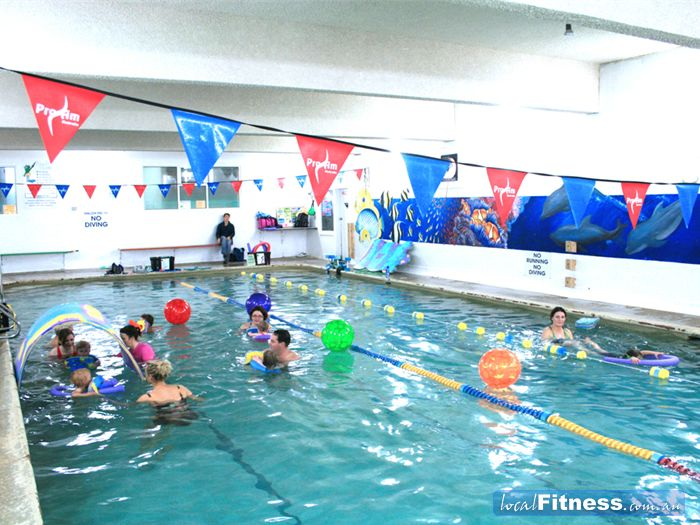 Healthways Recreation Centre Swimming Pool Melbourne  | Aqua mums and Aqua bubs classes.