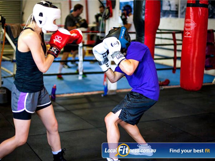 Mischa's Boxing Central Footscray Gym Boxing Enjoy boxing for fitness at