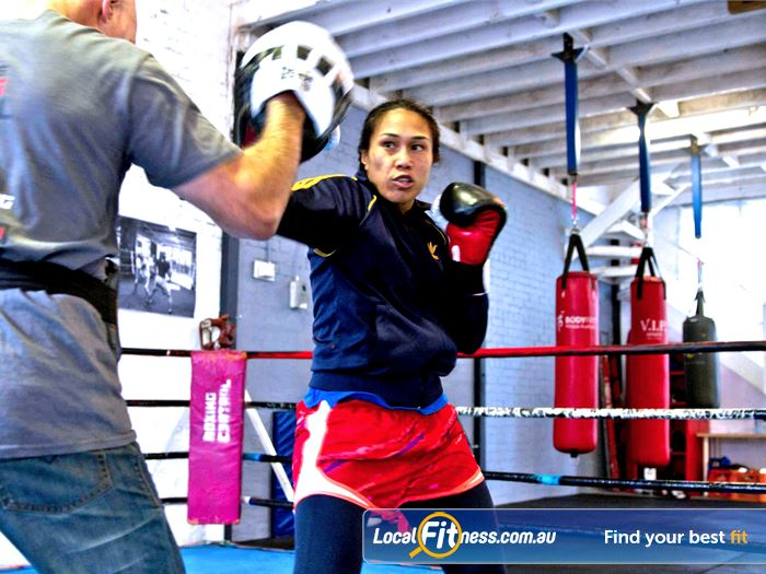 Mischa's Boxing Central Seddon Gym Boxing Our Footscray boxing gym is