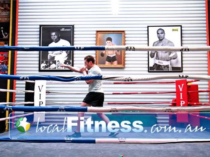Doherty's Gym Brunswick Gym Boxing Be inspired by the greats that