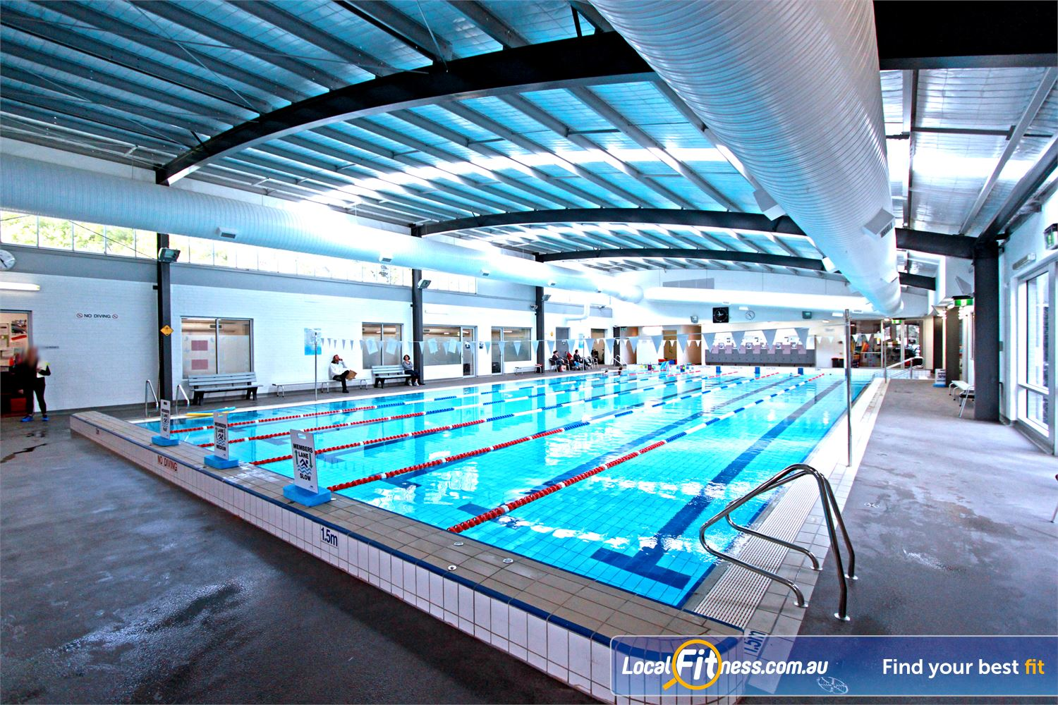Monbulk Aquatic Centre Monbulk Our 25m indoor heated Monbulk swimming pool.