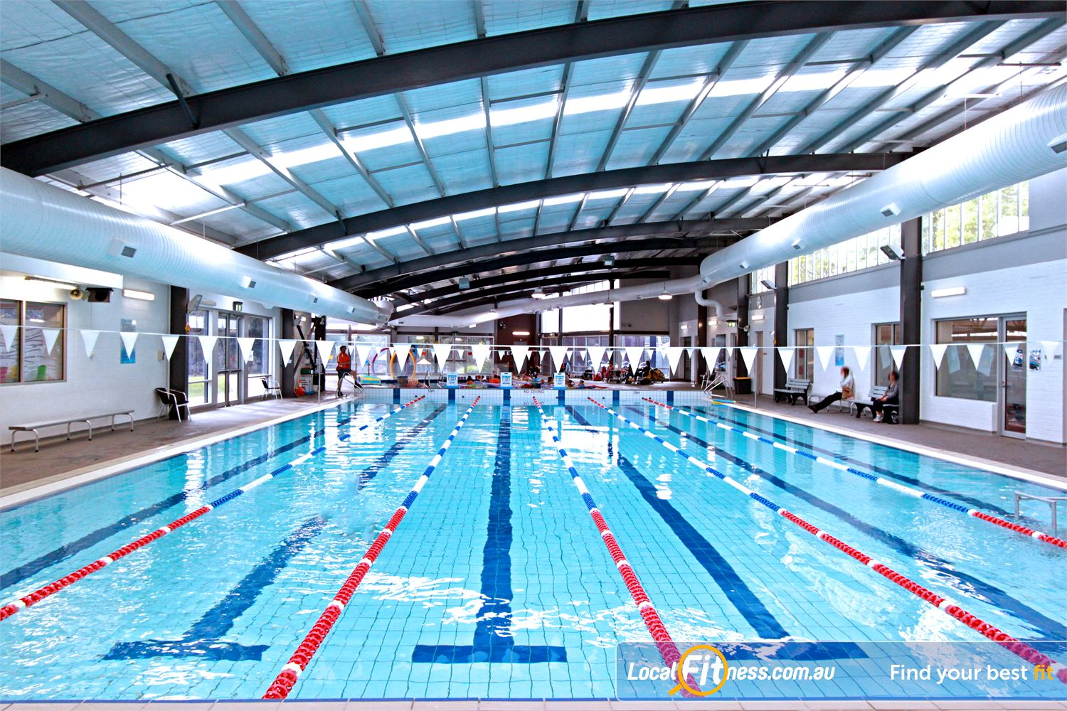 Monbulk Aquatic Centre Near Silvan Our swimming pool is perfect for lap swimming and squad programs.