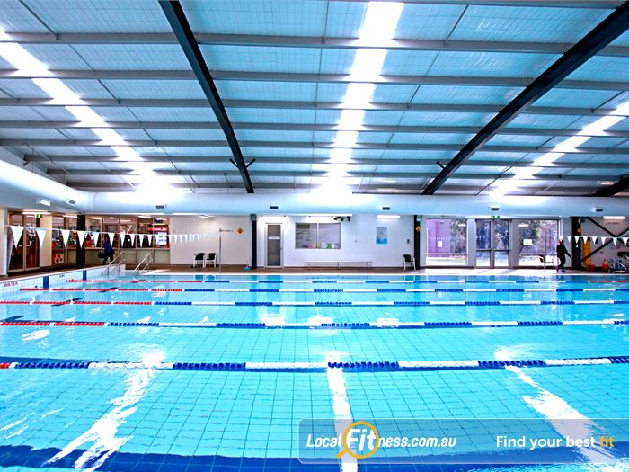 Monbulk Aquatic Centre Mount Evelyn Gym Swimming Equipped your children with