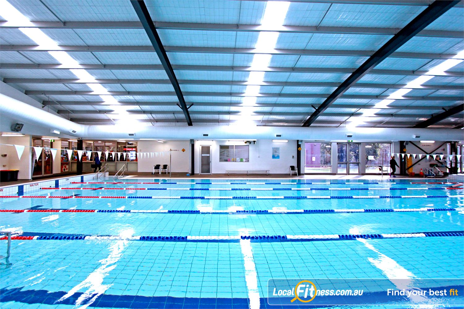 Monbulk Aquatic Centre Near Mount Evelyn Equipped your children with our Monbulk swim school programs.