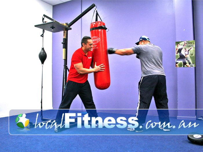 Genesis Fitness Clubs Cranbourne Our trainers can help incorporate cardio boxing into your routine.