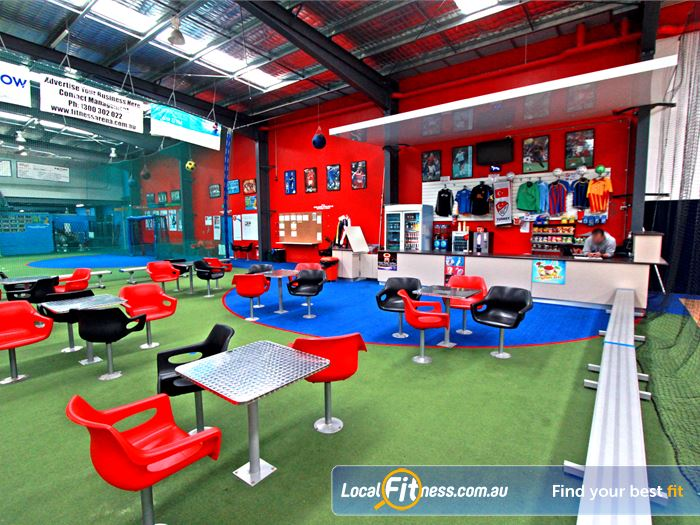 Fitness Arena Roxburgh Park Meadow Heights Gym Sports On-site cafe and sport lounge