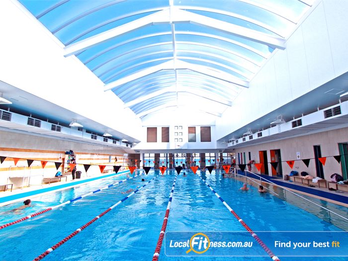 South Pacific Health Clubs Swimming Pool Melbourne  | The renowned St Kilda Sea Baths - one