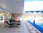 South Pacific Health Clubs Balaclava Gym Swimming Private members lounge area