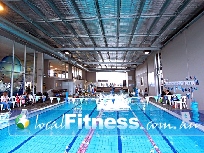 Kore Wellness and Swim Centre Taylors Lakes Gym Swimming 25 m for indoor lap swimming.