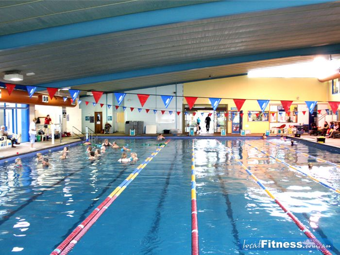 Don Tatnell Leisure Centre Swimming Pool Waverley Park  | Our 25 metre Mordialloc swimming pool.