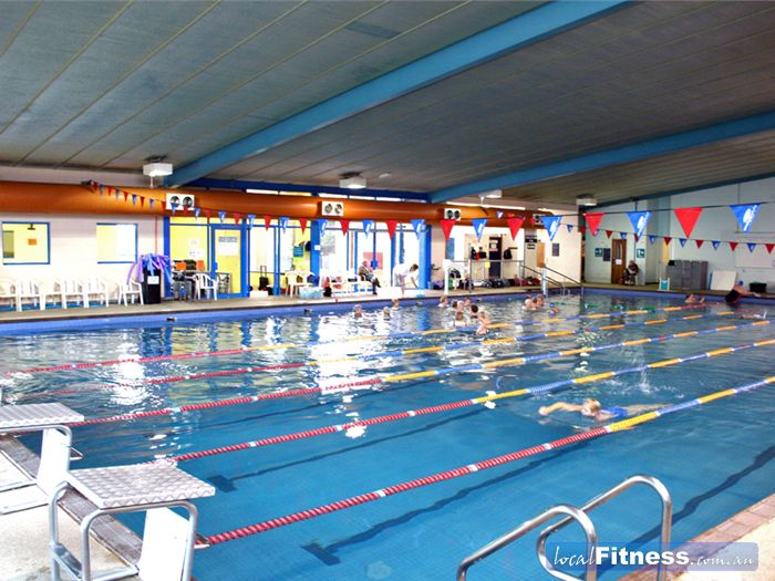 Don Tatnell Leisure Centre Swimming Pool Waverley Park  | Multiple lanes for lap swimming.