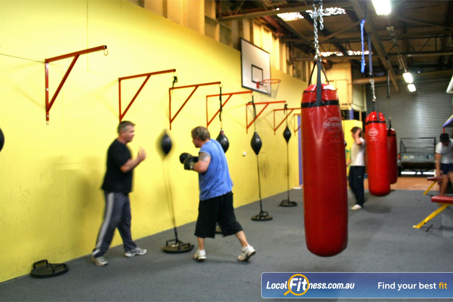 FITafex Gymnasium Essendon Try one of our Essendon boxing classes.