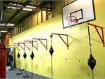 FITafex Gymnasium Essendon Gym Boxing Multiple floor to ceiling balls