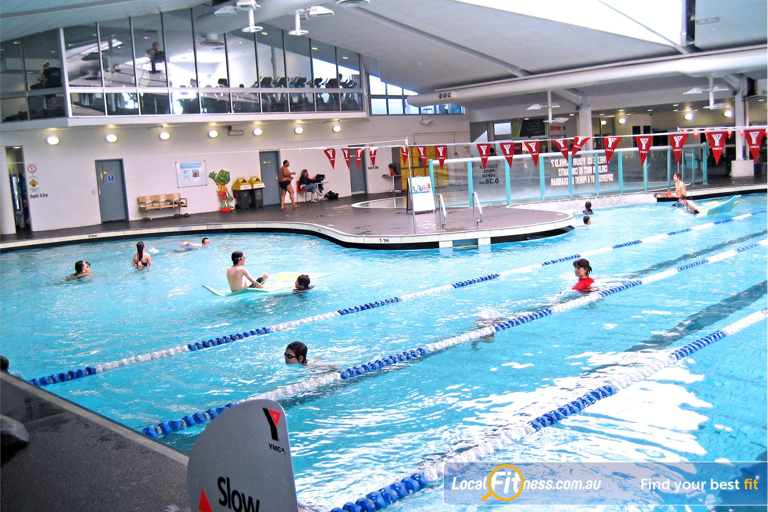 Ascot Vale Leisure Centre Ascot Vale Our Ascot Vale swimming pool is available for lap swimming and aqua classes.