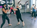 Goodlife Health Clubs Coomera Gym Arena The Arena Fitness MMA studio at