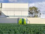 The Loftus Recreation Centre includes outdoor astroturf soccer