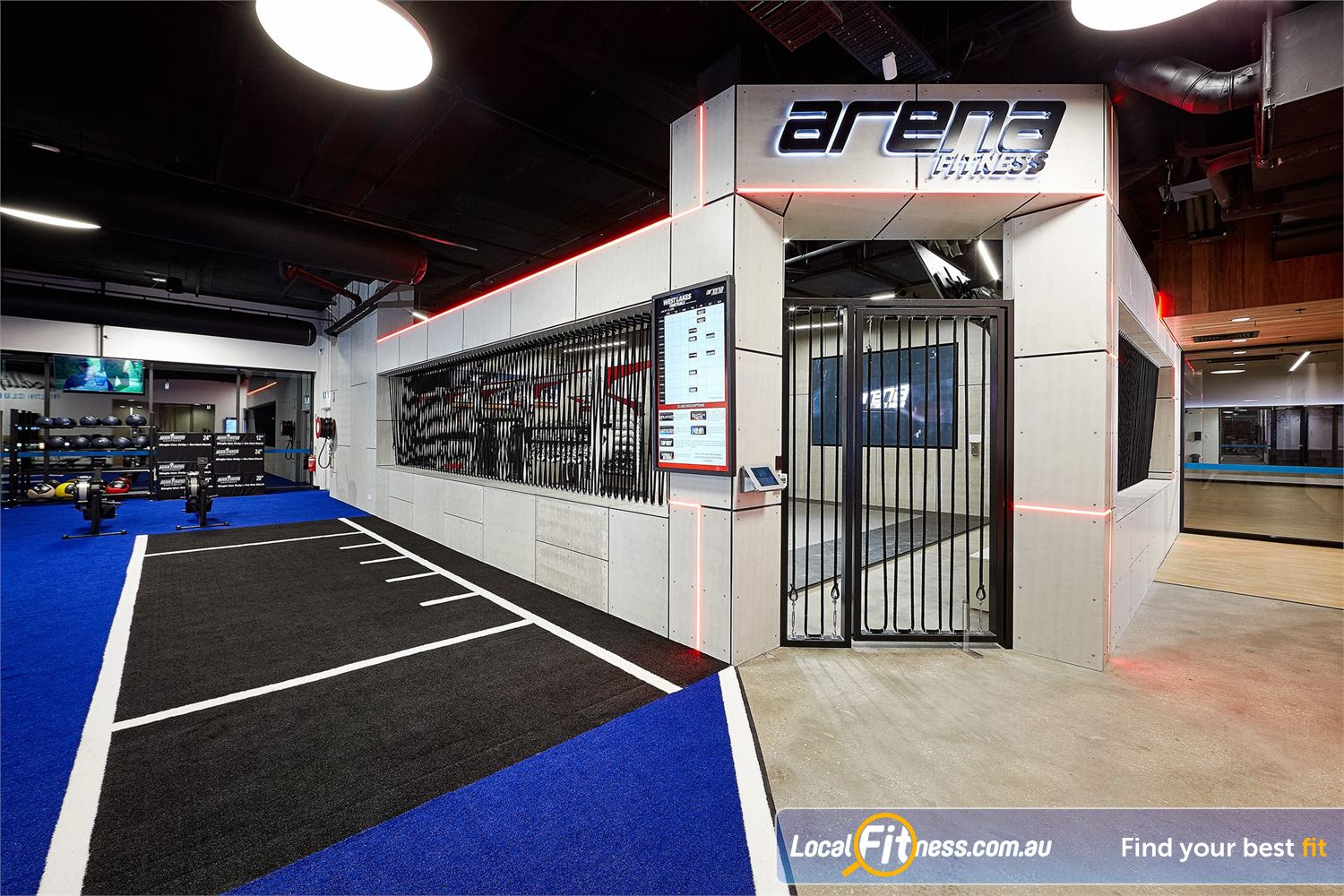 Goodlife Health Clubs West Lakes West Lakes Arena Fitness MMA - classes inspired by MMA and Boxing.