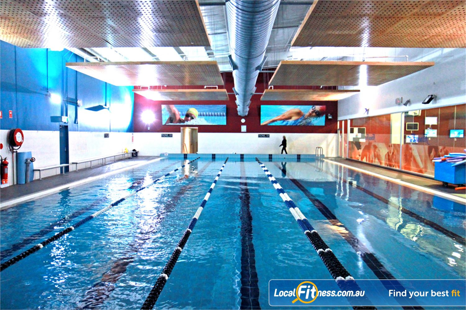 Fitness First Rockdale Our aquatic activities range includes Rockdale swim school, aqua classes and lap swimming.