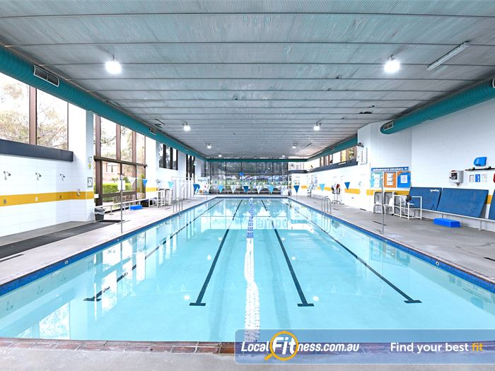 Goodlife Health Clubs Swimming Pool Waverley Park  | Exclusive Wantirna swimming pool at Goodlife.