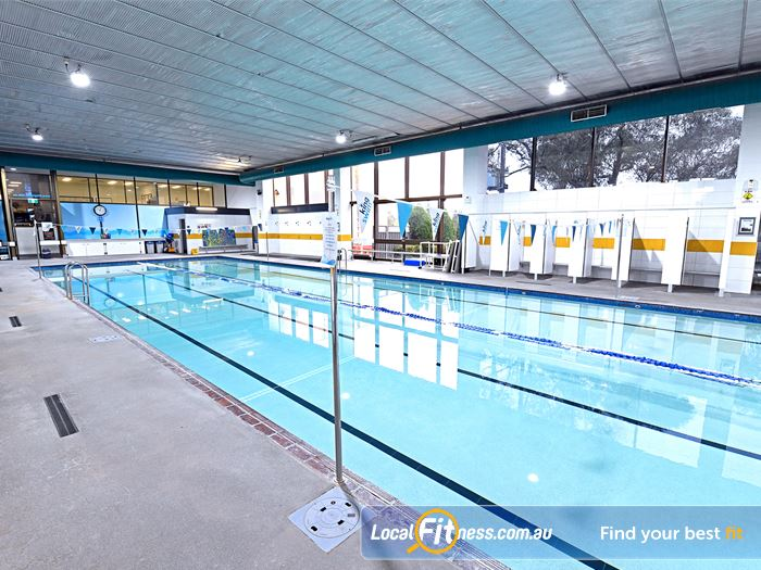 Goodlife Health Clubs Swimming Pool Waverley Park  | Enjoy our range of aqua classes weekly in
