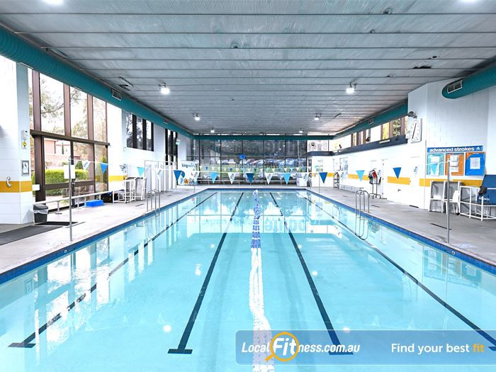 Goodlife Health Clubs Wantirna Gym Sports Indoor Wantirna swimming pool.
