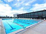 Glen Eira Sports and Aquatic Centre (GESAC) Bentleigh East Gym Sports The eight lane outdoor Olympic
